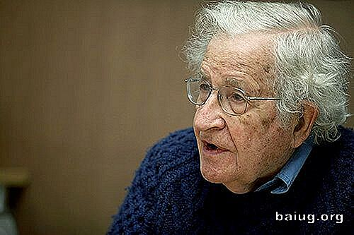 12 Phrases du grand penseur Noam Chomsky